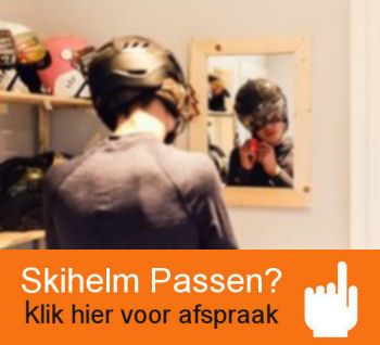 skihelm passen bij skihelm.nl - maak snel een afspraak